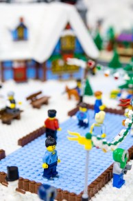 Our LEGO Winter Village MOC-0444