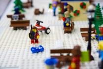 Our LEGO Winter Village MOC-0454