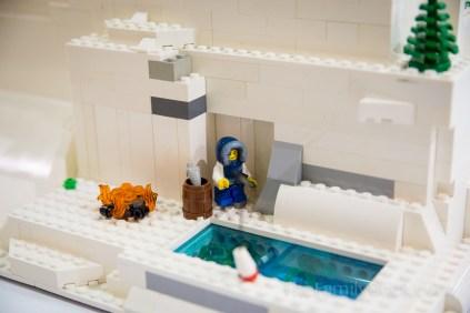 Our LEGO Winter Village MOC-0459