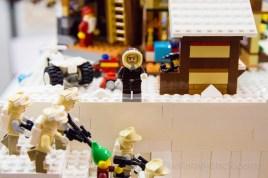 Our LEGO Winter Village MOC-0492