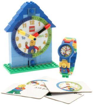 LEGO Boys Time Teacher Set