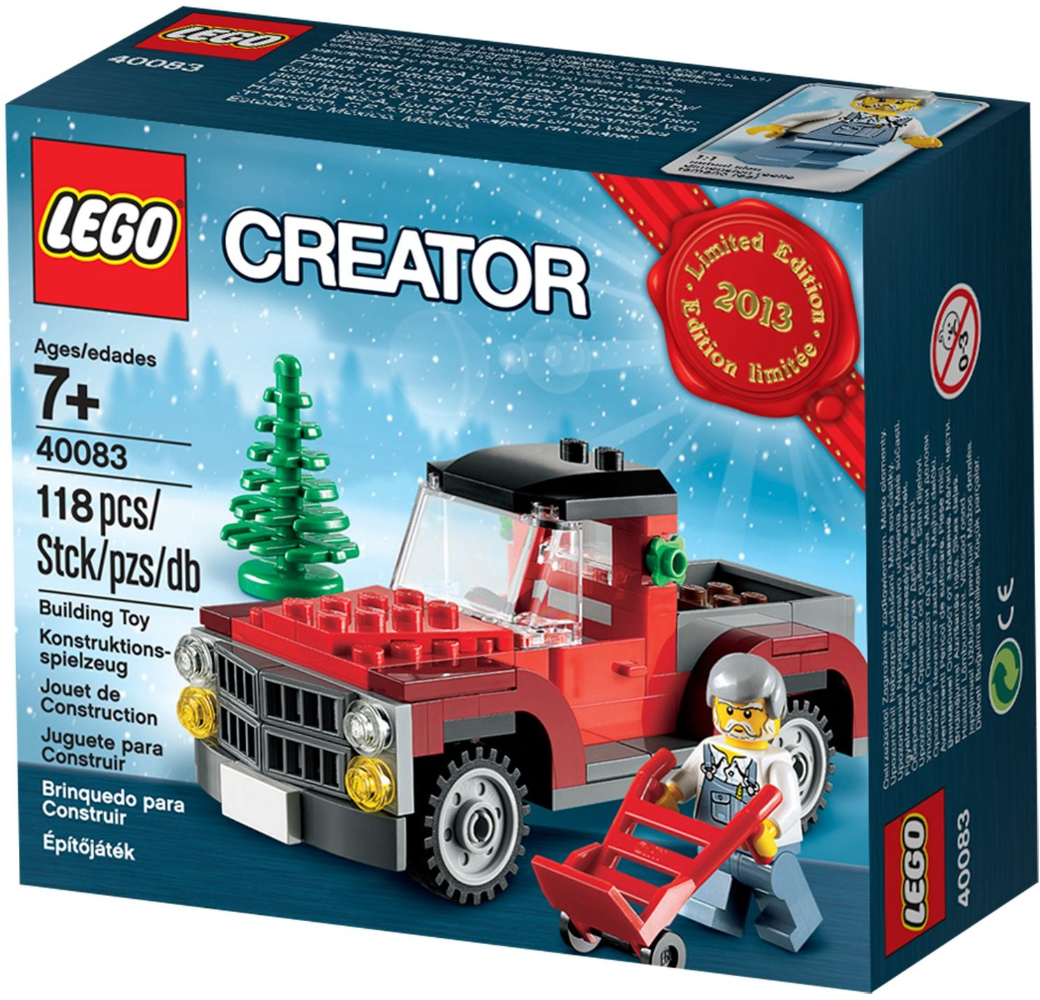 The Ultimate List Of LEGO Holiday Sets