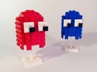 LEGO Ideas Pac-Man 4