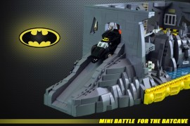 LEGO Ideas Mini Battle for the Batcave 7
