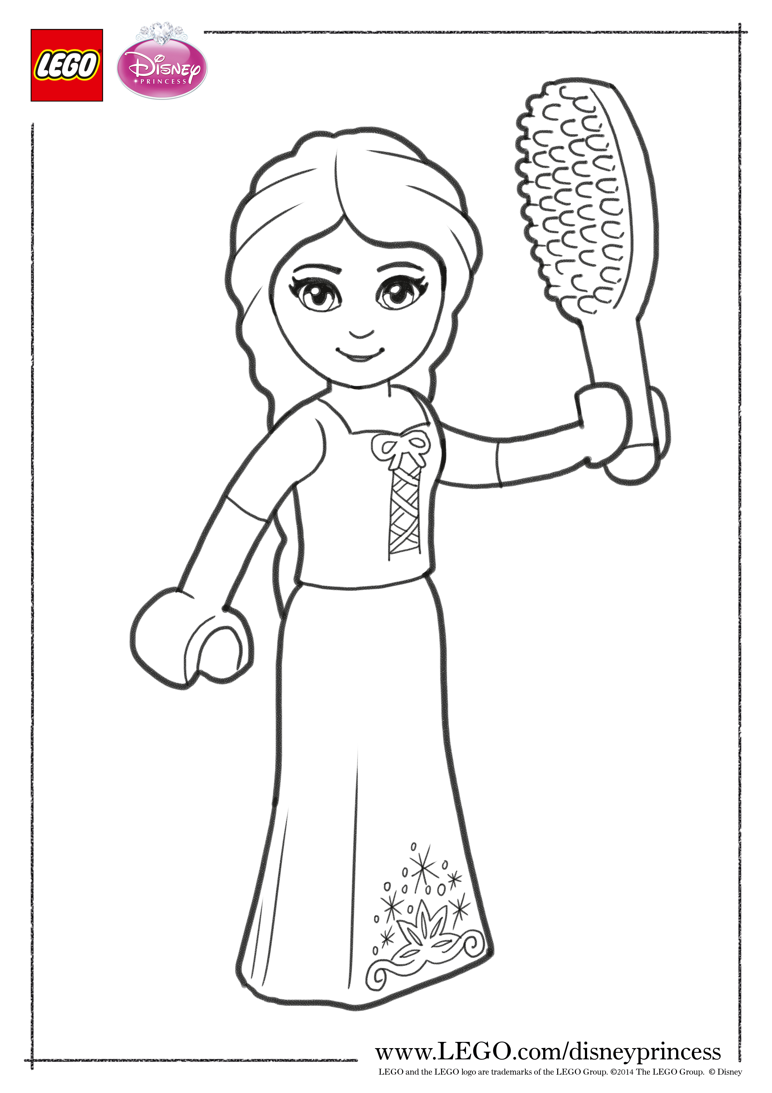 Cinderella Coloring Pages On Coloring Book Info Simple
