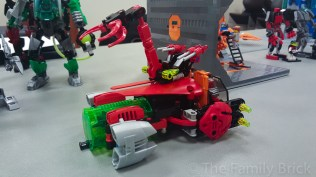 March 2016 DixieLUG Meeting LEGO Builds-143838