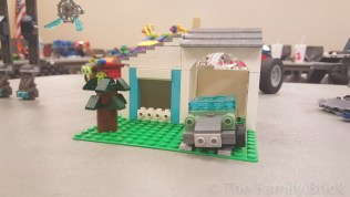 March 2016 DixieLUG Meeting LEGO Builds-153237