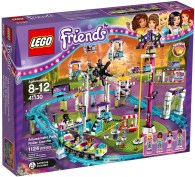 LEGO Friends Amusement Park Roller Coaster - 12