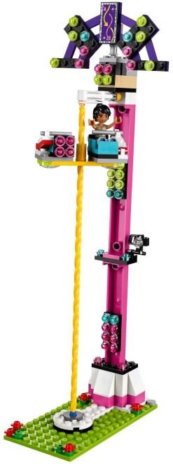 LEGO Friends Amusement Park Roller Coaster - 20