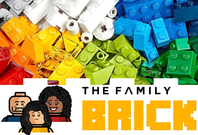 LEGO Building Instructions Archives - The Family Brick