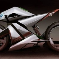 Abarth NGR Electric Motorcycle (photo)