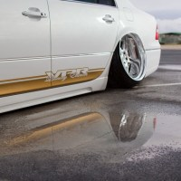 Hawaii Five Ohhhhhh // The VPR Lexus LS430 (Stanced Rides)