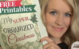 Super Organized Christmas PDF Download