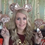 Enter The Rose Gold Mini Mouse Ears Giveaway
