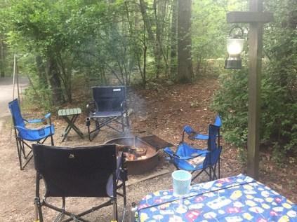Lake Powhatan Campground-3