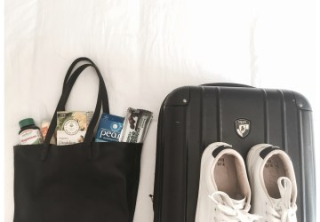 Staying Healthy while Travelling: Top 5 Items to Pack