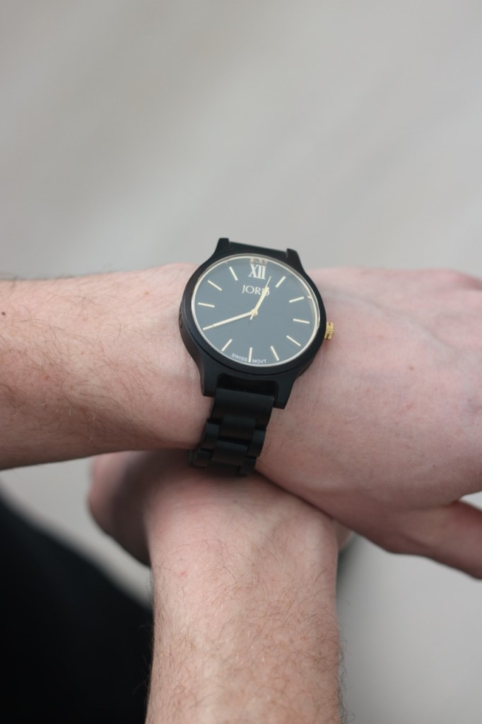 Jord Men's Watch GIveaway