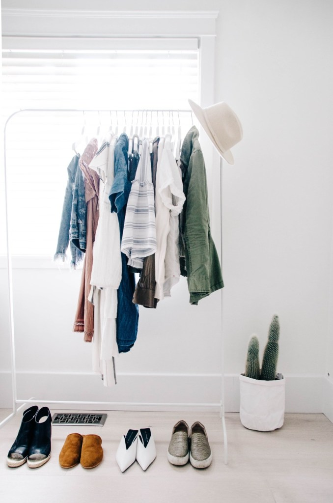 How to Prepare Your Closet for Spring