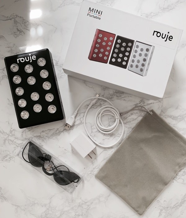 Why You Need The Rouje Red & Infrared LED Therapy Device