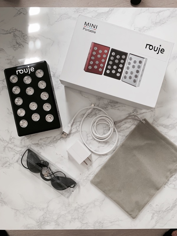 Why You Need The Rouje Infrared LED Therapy Device