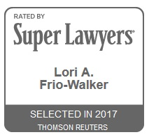 Lori A Frio-Walker Top Family Law Attorney Philadelphia Main Line Pennsylvania Divorce Custody Super Lawyers