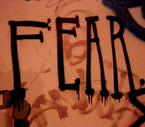 Fear by Jimee, Jackie, Tom & Asha at Flickr