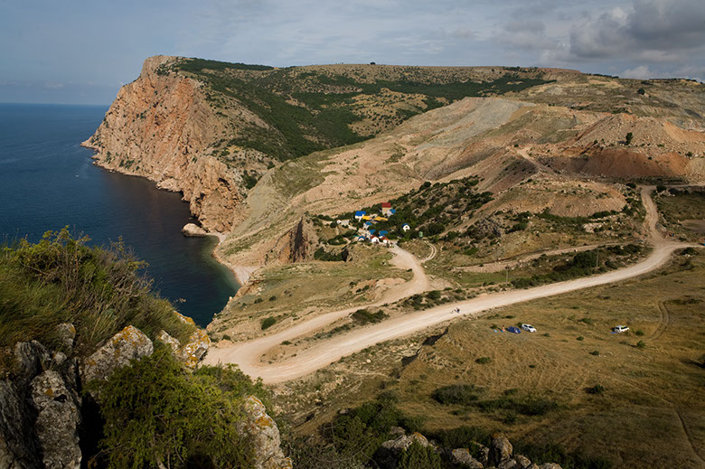 We Found Heaven Balaklava Is The Best Place On Crimea Ukraine The Family Without Borders