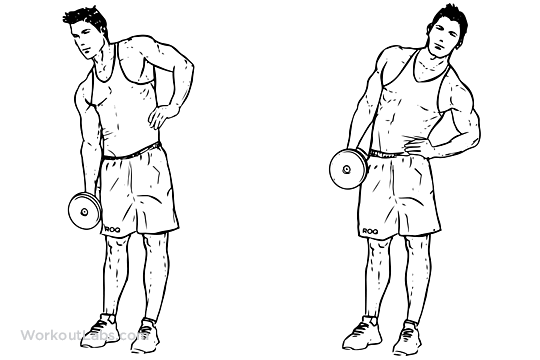 dumbbell_side_bend