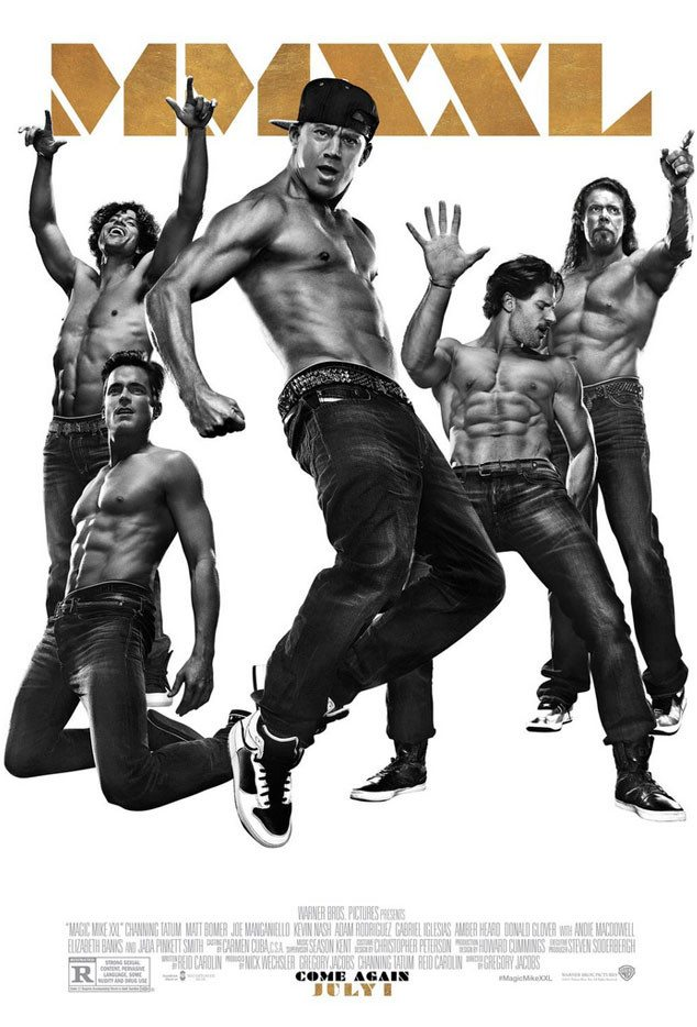 magic mike XXL thefanboyseo