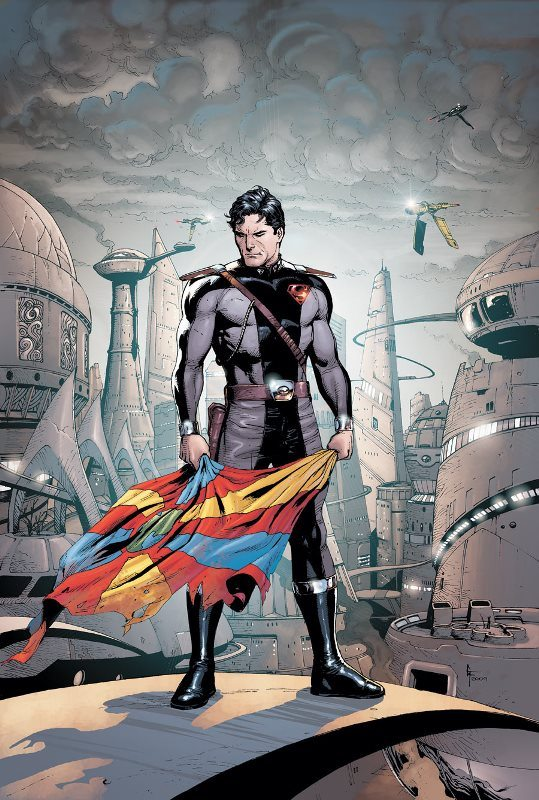 superman new krypton