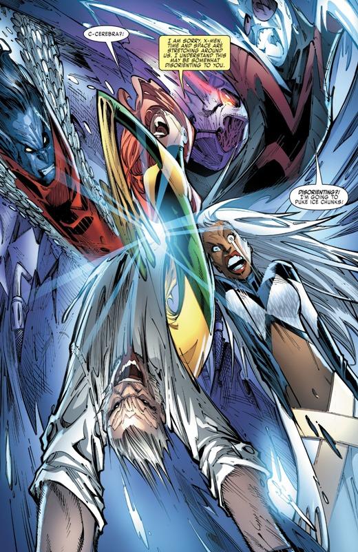 Extraordinary X-Men (2015-) 008-018
