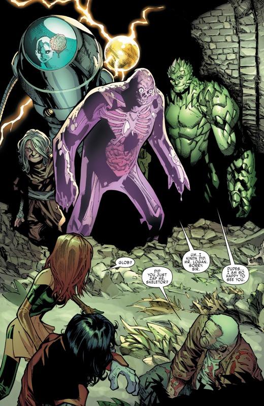 Extraordinary X-Men (2015-) 008-020