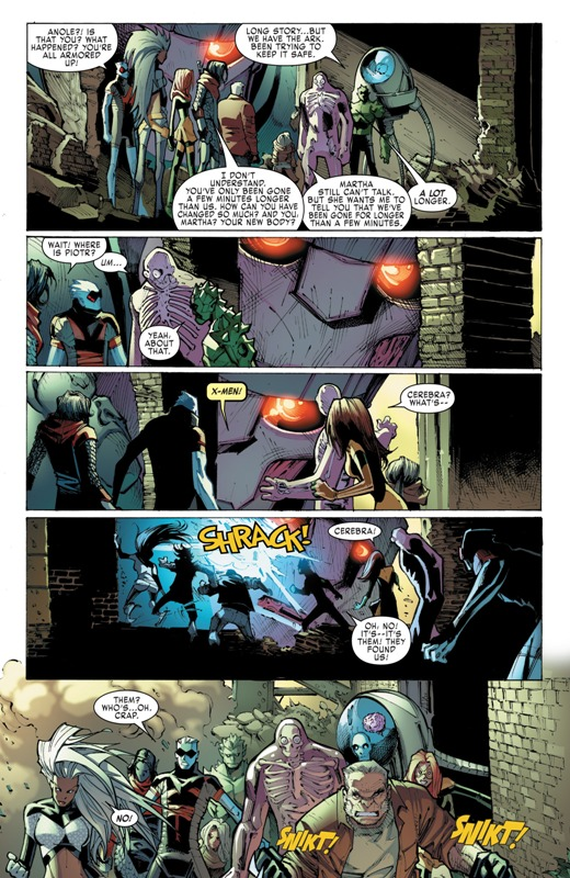 Extraordinary X-Men (2015-) 008-021