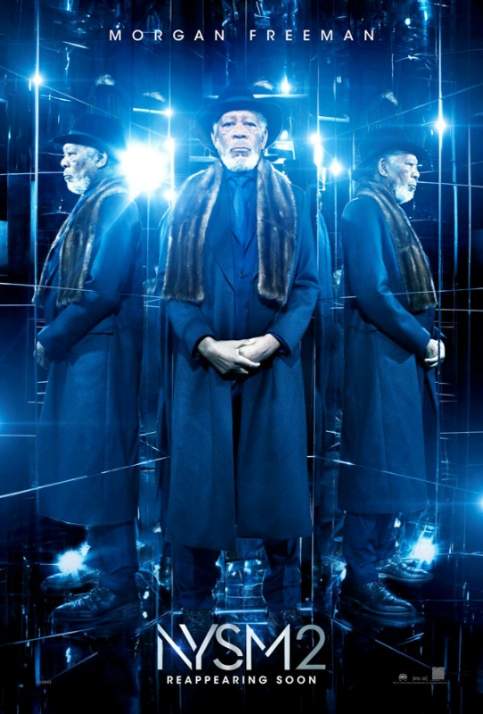 now you see me 2 morgan freeman