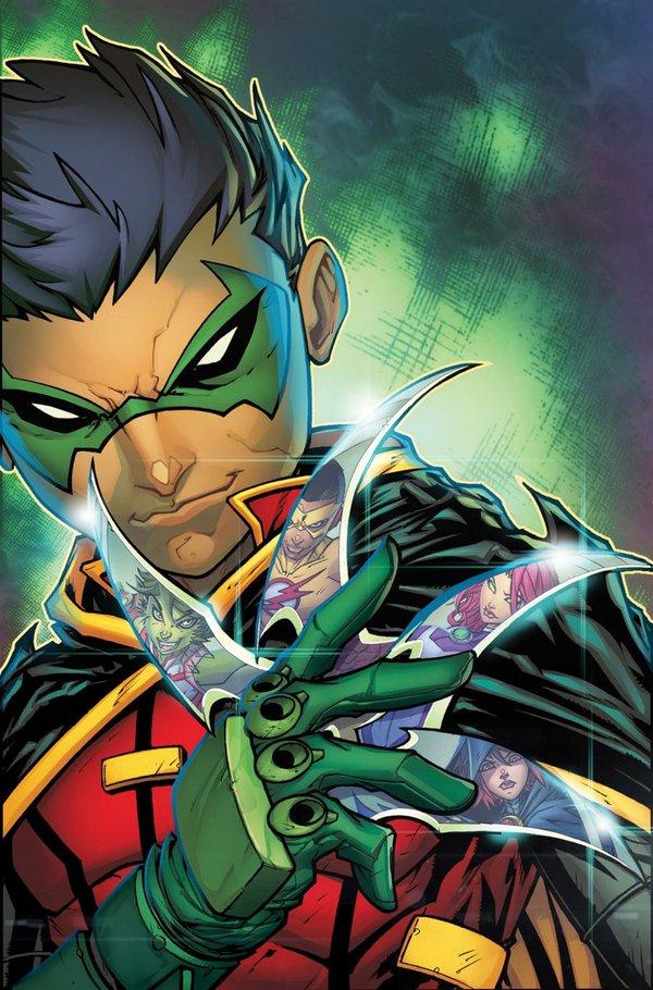 Teen Titans Rebirth # 1