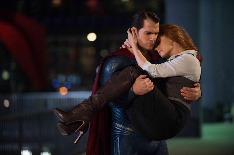 batman v superman henry cavill amy adams
