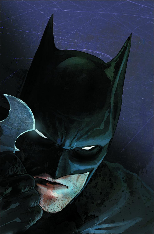 dc comics batman rebirth # 1