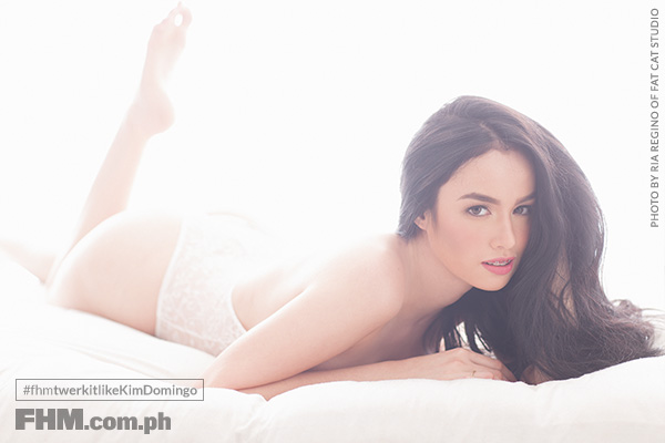 Kim Domingo for FHM Philippines December 2015