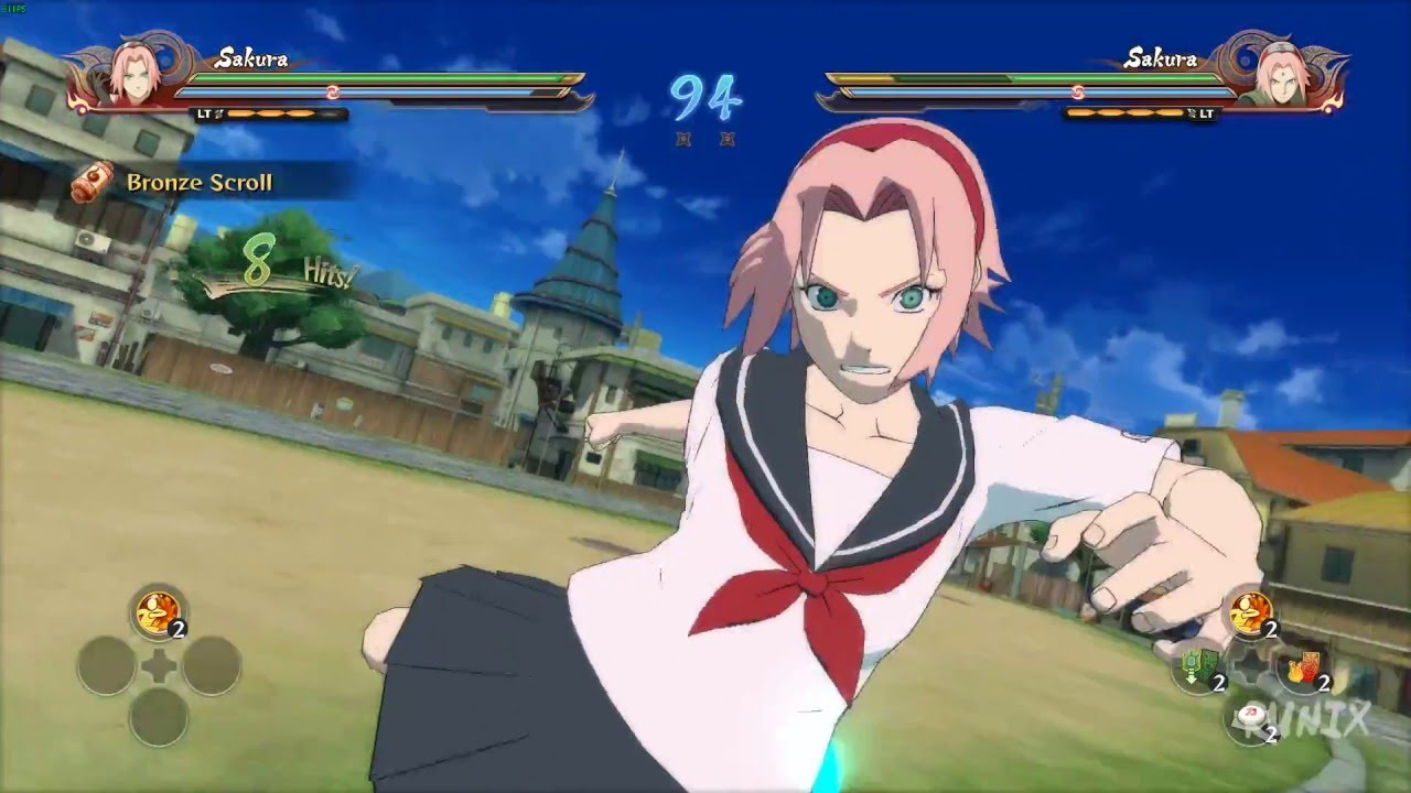 Naruto Shippuden Ultimate Ninja Storm 4 Review - The Fanboy SEO