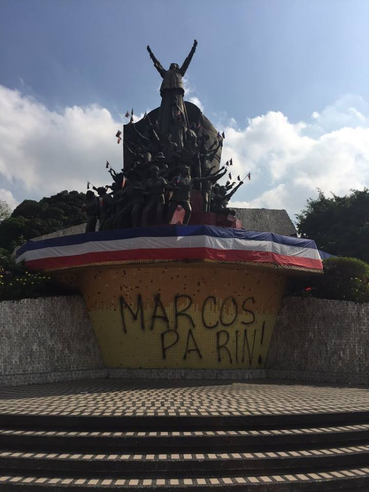 people power monument