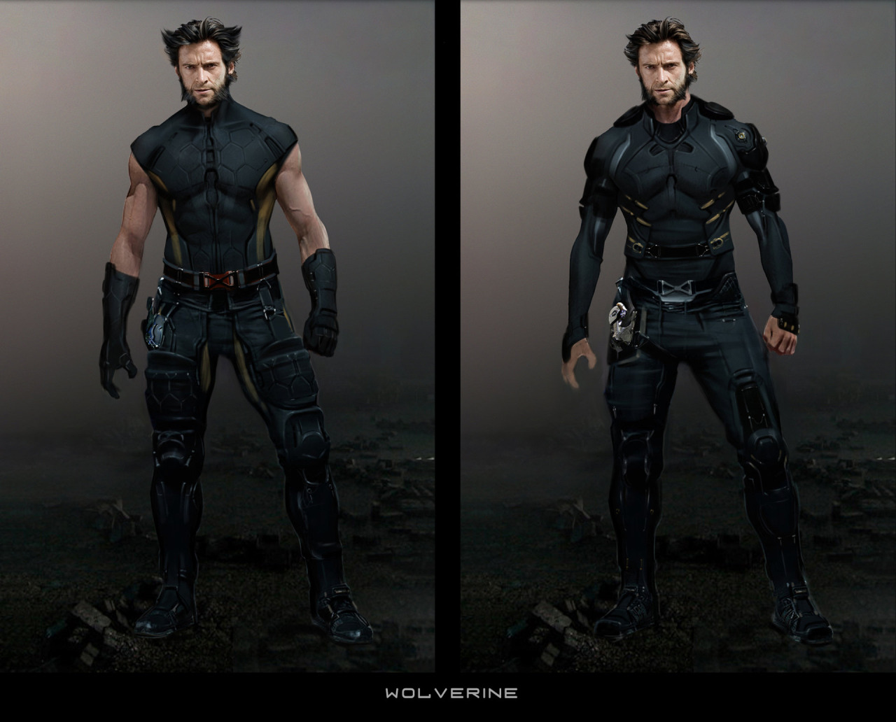 x-men days of future past wolverine concept art joshua james (4)