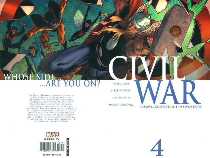 Civil War #4 00a
