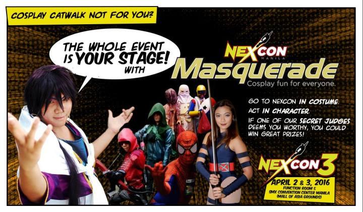 Cosplay Masquerade