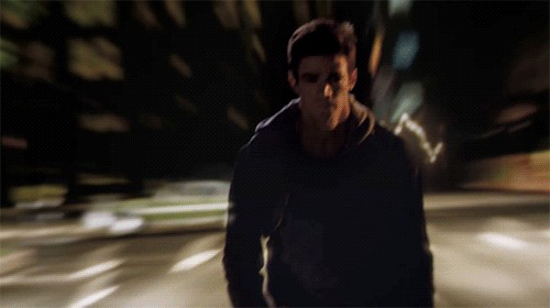 Grant Gustin as The Flash (4)
