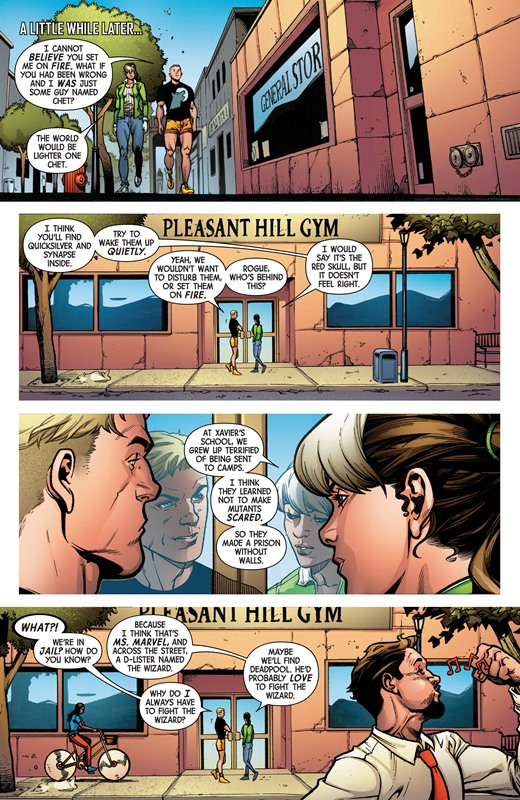 Uncanny Avengers (2015-) 008-009
