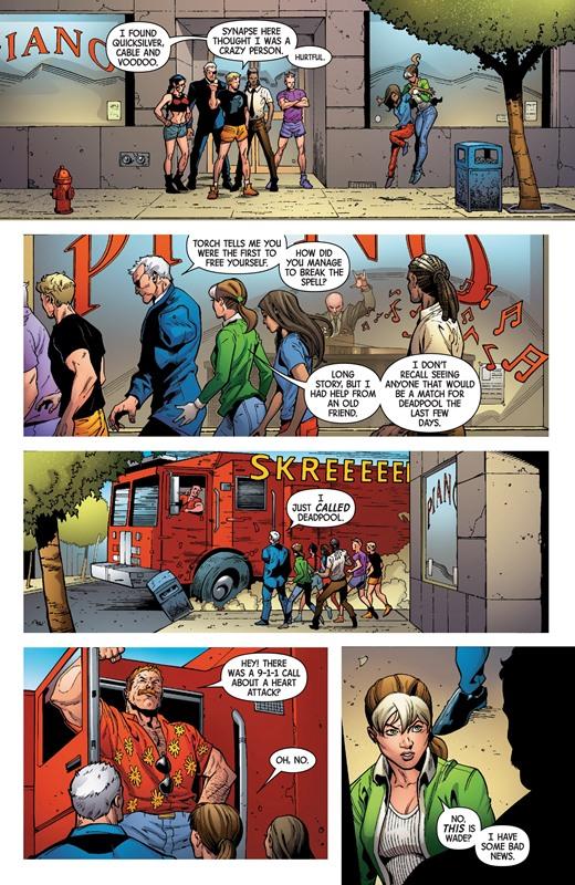 Uncanny Avengers (2015-) 008-014
