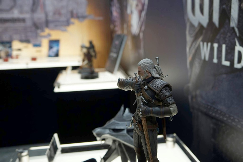 toyfair 2016 dark horse the witcher 3 (17)
