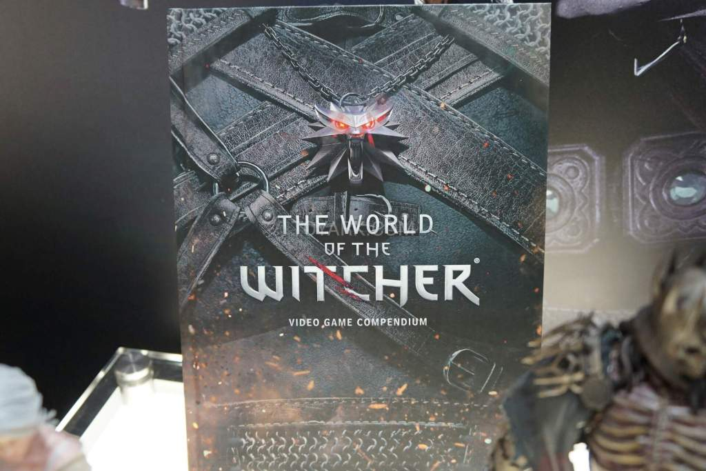 toyfair 2016 dark horse the witcher 3 (19)