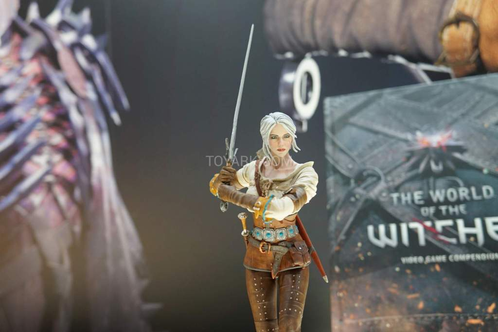 toyfair 2016 dark horse the witcher 3 (24)