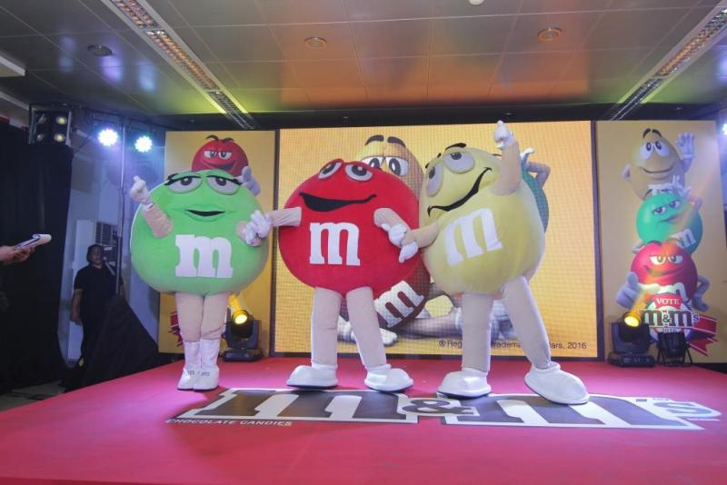 M&Ms PH 3 Characters